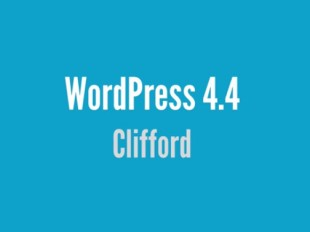mise a jour wordpress 4-4 clifford