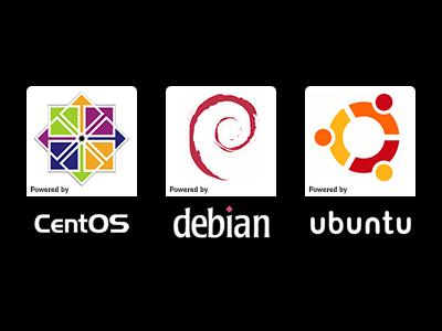 vps sous centos-debian-ubuntu